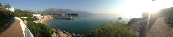 Club Med Kemer: Panoramic view of the village