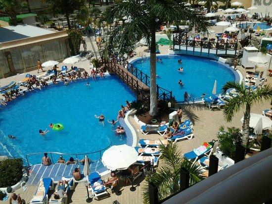 Dream Hotel Noelia Sur: Aqua gym