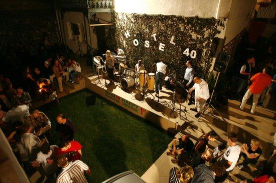 Garden 40: Party