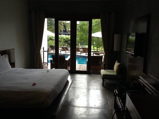 Holiday Inn Resort Krabi Ao Nang Beach: Pool Access Room Photo 1