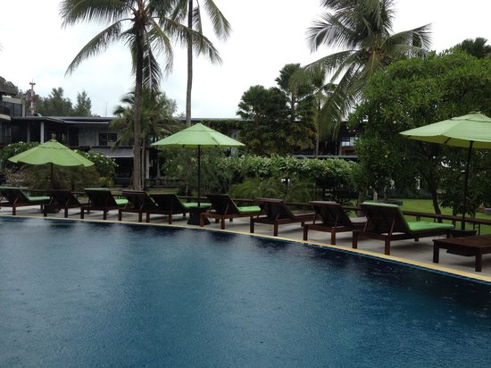 Holiday Inn Resort Krabi Ao Nang Beach : View of Property from the Room