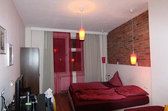 Hotel PurPur: Вид комнаты
