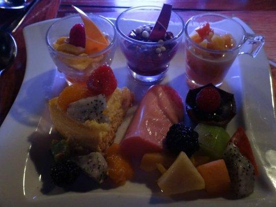 Beachcombers : Dessert