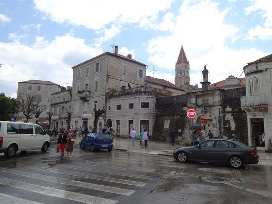 Weltkulturerbestätte Trogir: Main entrance to the city
