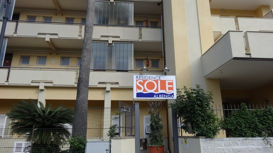Residence Sole : the hotel