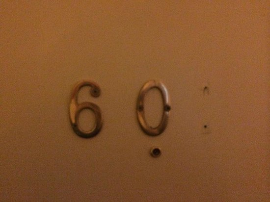 Harcourt Hotel : Room 601 :)