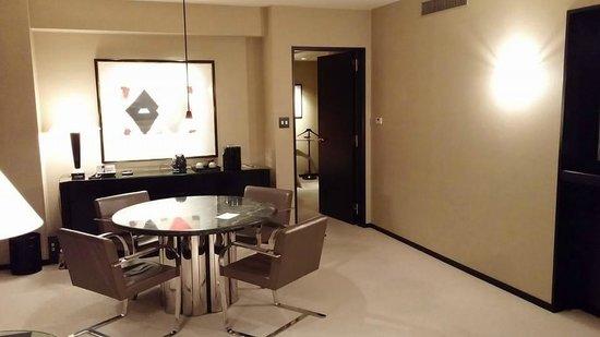 Hyatt Regency Osaka: Living room