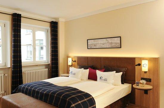 Hotel Blauer Bock: Doppelzimmer