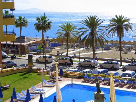 Melia Costa del Sol: View From Our Balcony
