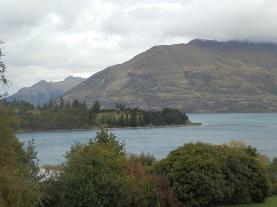 Copthorne Hotel & Apartments Queenstown Lakeview: Room with a view