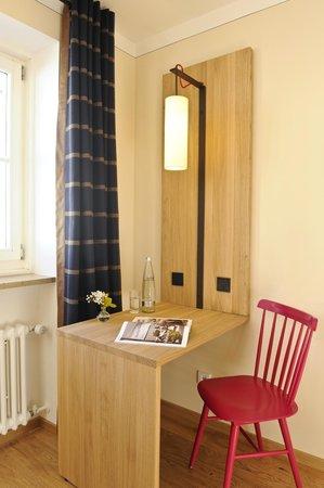 Hotel Blauer Bock: Einzelzimmer