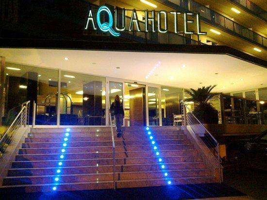 Aqua Hotel: Hotel Aqua
