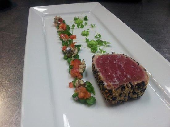 Mariosarti Ristorante Italiano: tuna nicoise