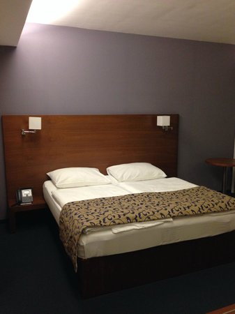 Bohinj ECO Hotel: Номер