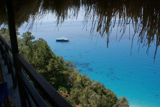 Plage d'Egremni : Eggremni Beach, Lefkada, Greece