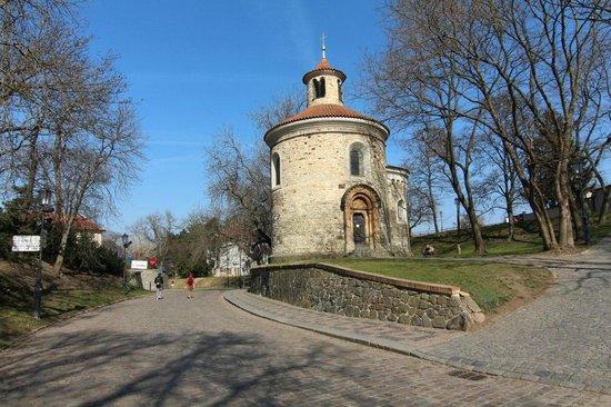 Nationales Kulturdenkmal Vyšehrad: Вышеград