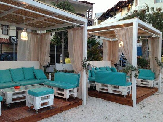 Eva Mare Hotel & Apartments : Yamas all day