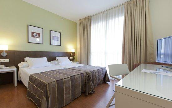 Hotel Vertice Sevilla: Habitación doble Economy