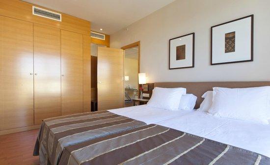 Vértice Sevilla: Dormitorio de Junior Suite Confort