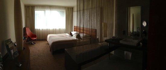 Seepark Hotel: DZ (Zimmer 424)