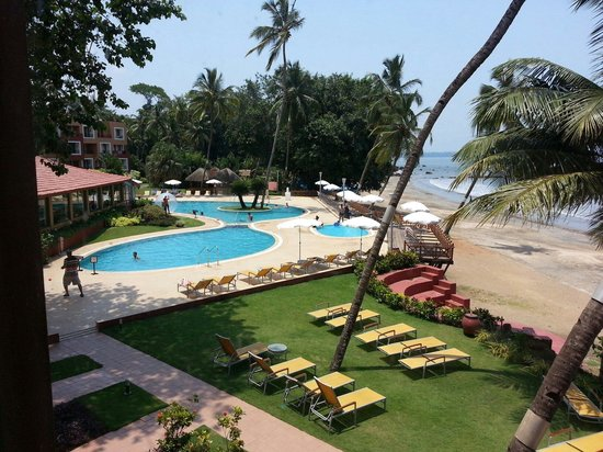 Cidade de Goa: vie from my room 203