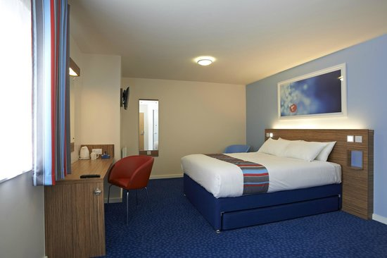 Travelodge Manchester Piccadilly Hotel: Double room
