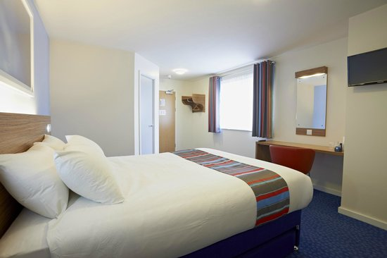 Travelodge Manchester Piccadilly Hotel: Family room