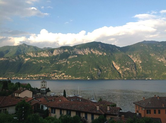 Hotel Belvedere Bellagio: View from our room