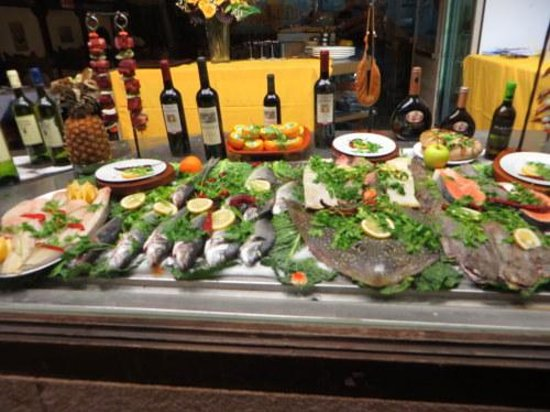 Melia Madeira Mare Resort & Spa: Seafood Anyone