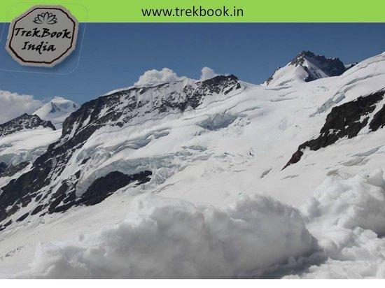 Jungfrau: ice age