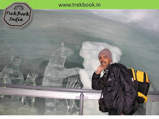 Jungfrau: In the Ice Palace .. created in 1930's !