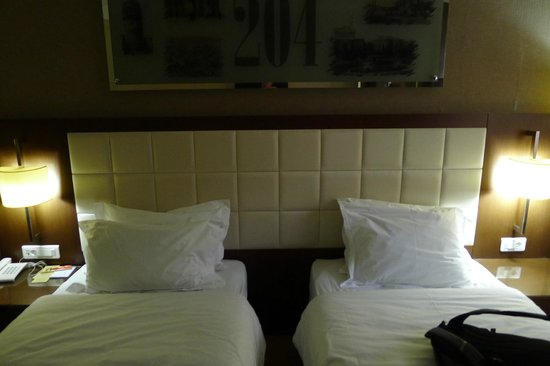 Kent Hotel : Room