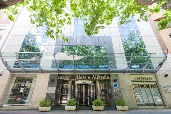 Silken Juan de Austria: Fachada Hotel