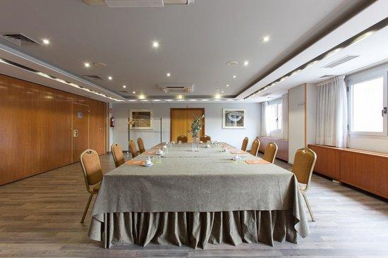 Silken Juan de Austria: Salon Reuniones/Banquetes