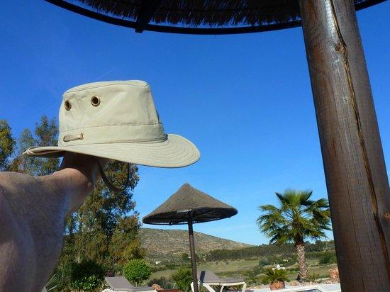 Dos Iberos Luxury Bed & Breakfast: Chapeau !