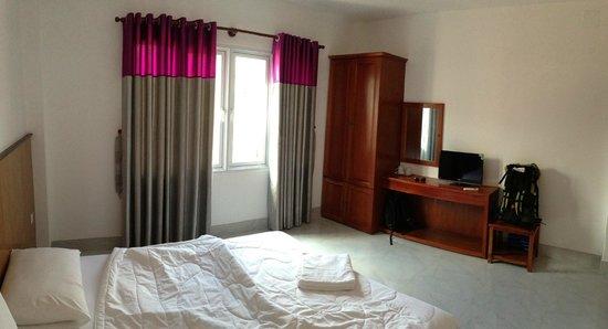 New Sky Hotel: Room 301