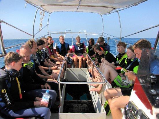 Naxos By, Grækenland: Snorkelling