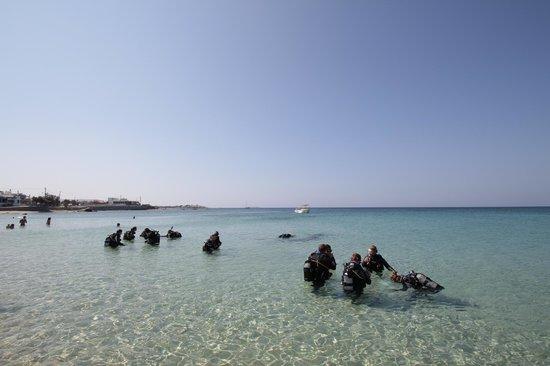 Náxos, Griekenland: DSD