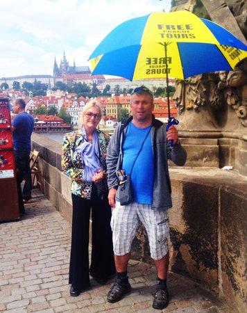 Pavel's Personal Prague Tour: Charles Bridge with PAVEL