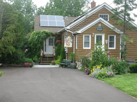 Cedar Suite Bed & Breakfast: Welcome to Cedar Suite BnB