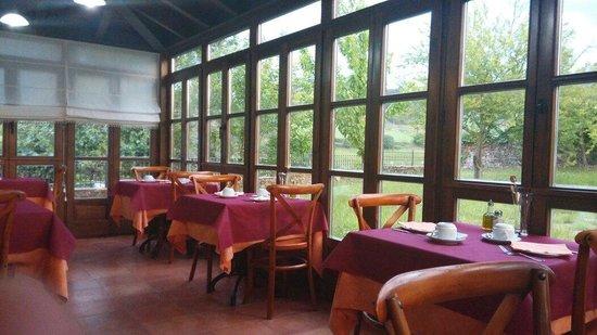 Vegadeo, Ισπανία: Comedor