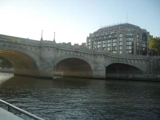La Seine : On The River Seine
