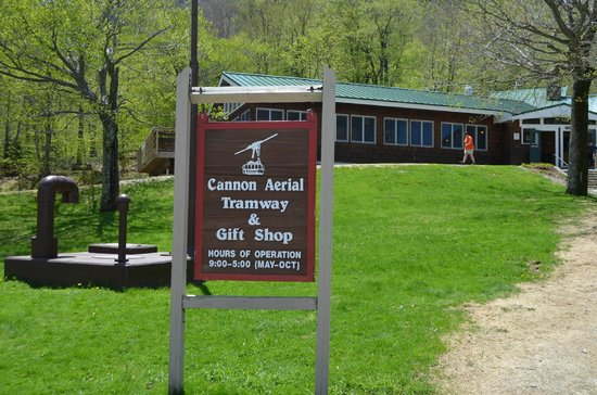Cannon Mountain Aerial Tramway : Cannon Aerial Tramway