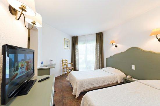 Best Western Hôtel Paradou : Chambre