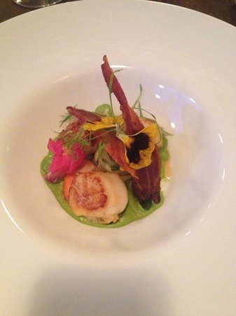 Cherry Duck Harbourside Bistro: Tasted as good as it looked.