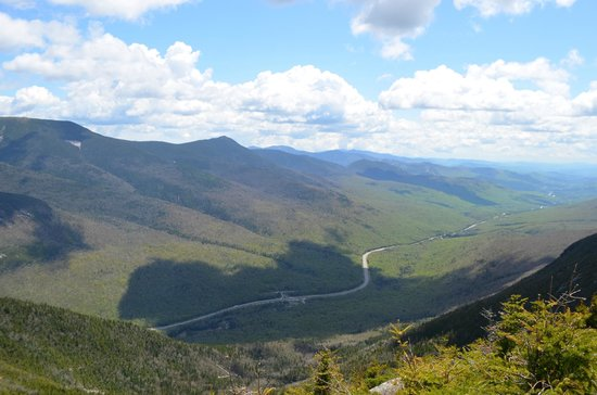 Cannon Mountain Aerial Tramway : Beautiful Views