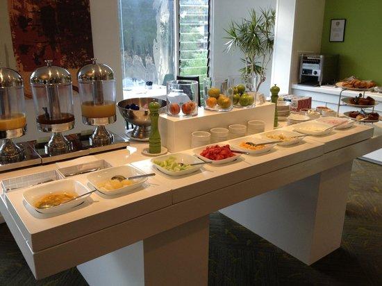 BEST WESTERN PLUS Apollo International: Wow - what a breakfast