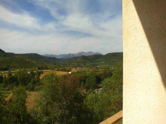 La Valle del Cedrino: La natura vista dalla Piscina