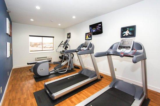 Comfort Suites University: Fitness Center