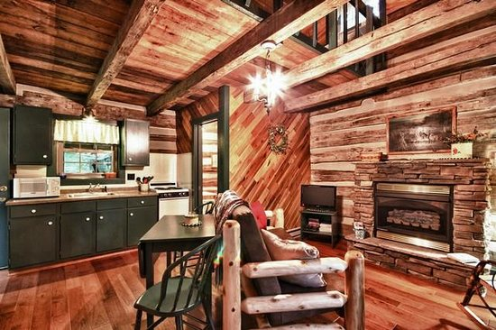 Hocking Hills Frontier Log Cabins Updated 2018 Prices